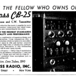 Gross CB-25 Transmitter